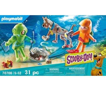 Playmobil Scooby Doo! II Adventure with Ghost of Captain Cutler