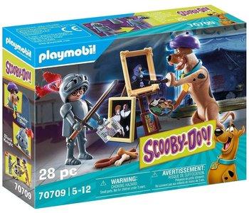 Playmobil Scooby Doo! II Adventure with Black Knight