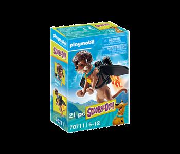 Playmobil Scooby Doo! II Collectible Pilot Figure