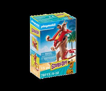 Playmobil Scooby Doo! II Collectible Lifeguard Figure