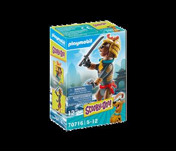 Playmobil Scooby Doo! II Collectible Samurai Figure