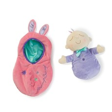 Manhattan Toy Manhattan Baby Snuggle Pod Hunny Bunny