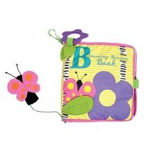 Manhattan Toy Manhattan Soft Book Blooming Garden