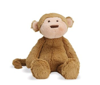 Manhattan Plush Lovelies Mocha Monkey Medium