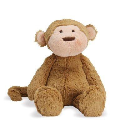 Manhattan Toy Manhattan Plush Lovelies Mocha Monkey Medium