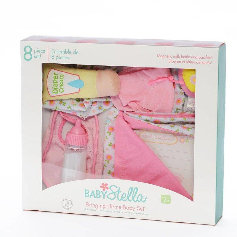 Baby Stella Doll Baby Stella Bringing Home Baby Set