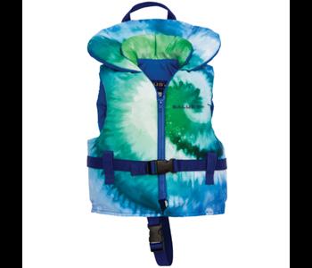 Salus Life Vest Nimbus Infant Tie Dye Blue 20lb - 30lb
