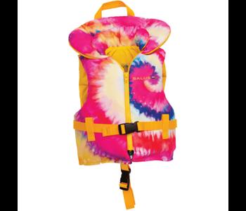 Salus Life Vest Nimbus Infant Tie Dye Pink 20lb - 30lb
