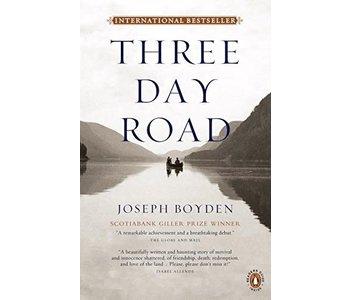 Random Book Three Day Road