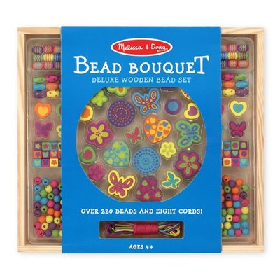 Melissa & Doug Melissa & Doug Craft Wooden Beads Bouquet