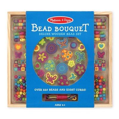Melissa & Doug Melissa & Doug Craft Wooden Beads Bouquet