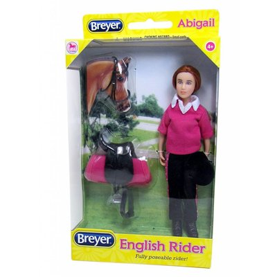Breyer Breyer Doll Abigail English Rider
