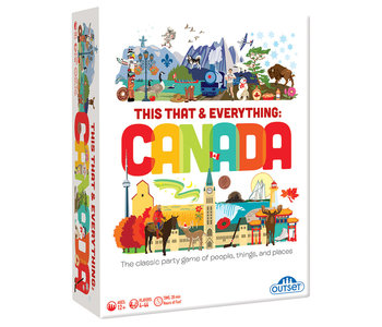 This That & Everything Canada Game