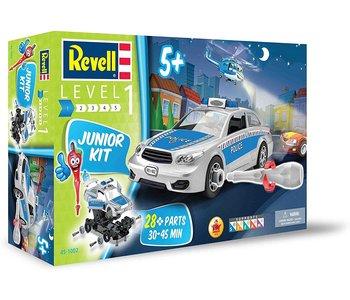 Revell Model Jr Police Car