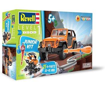 Revell Model Jr Jeep