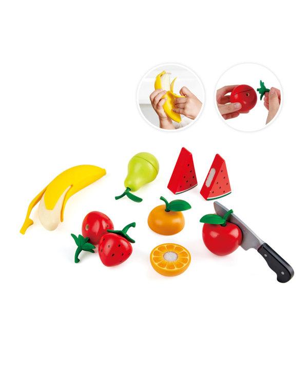 Hape Play Food Healthy Fruit Playset