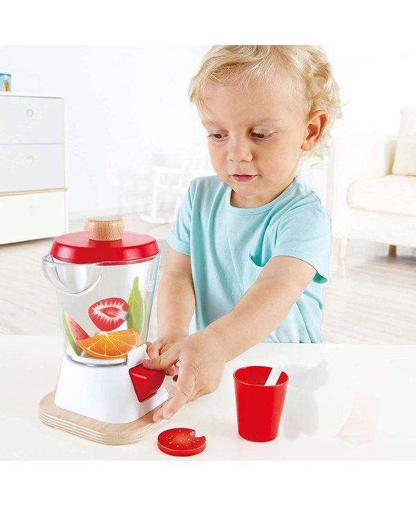 Hape Play Food Smoothie Blender