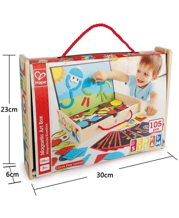 Hape Magnetic Art Box