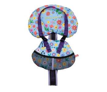 Salus Bijoux Baby Vest Flowers 9lb-25lb