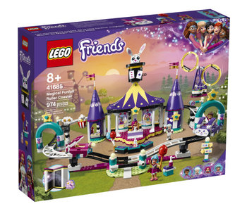 Lego Friends Magical Funfair Rollercoaster