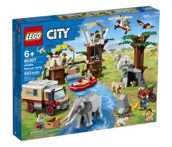 Lego City Wildlife Rescue Camp