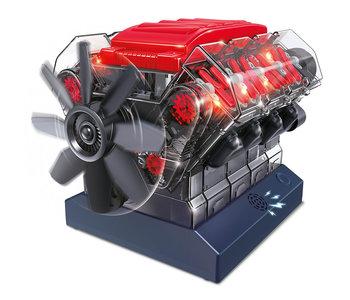 Buki  V8 Engine Model