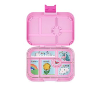 Yumbox Lunch Box 6 Compartmant Power Pink