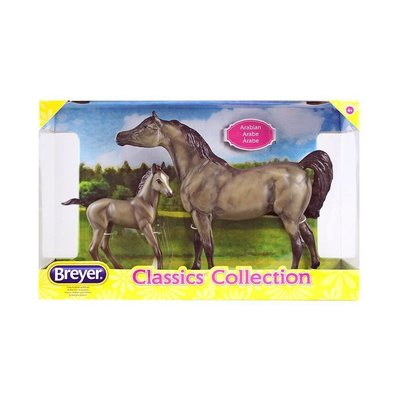 Breyer Breyer Freedom Series Horse & Foal Grey Sport
