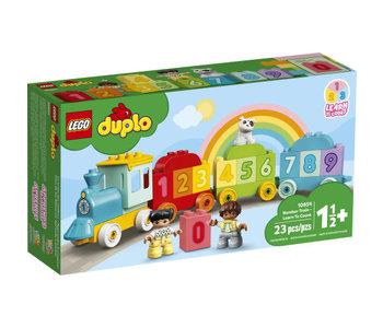 Lego Duplo My Number Train