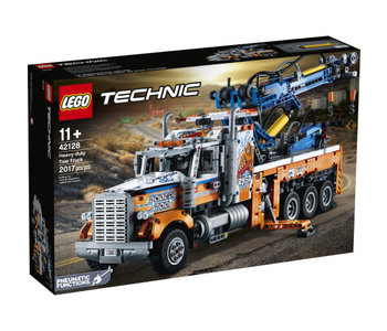 Lego Technic Heavy-Duty Tow Truck