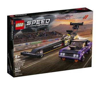 Lego Speed Champions Dodge STR Top Fuel Drag