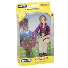 Breyer Breyer Doll Kaitlyn Cowgirl