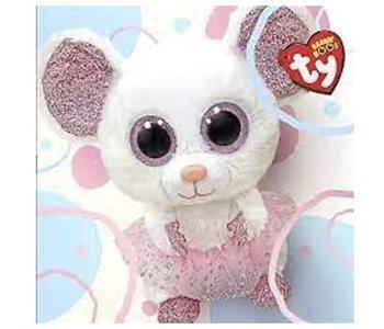 Ty Beanie Boo Regular Nina Mouse