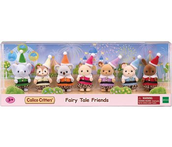 Calico Critters Fairy Tale Friends