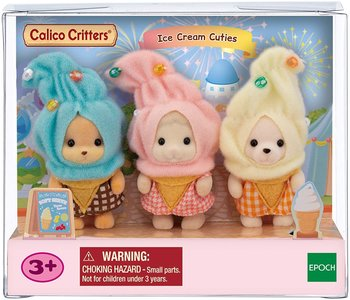 Calico Critters Ice Cream Cuties