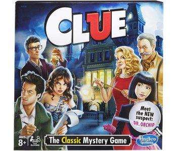 Hasbro Game Clue