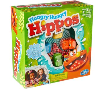 Hasbro Game Hungry Hippos