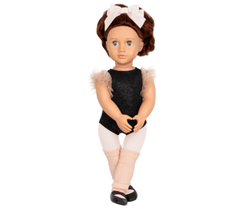 "Our Generation 18"" Doll: Kiera"