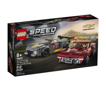 Lego Speed Champions Corvette C8.R Race