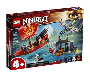 Lego Ninjago Final Flight of Destiny's Bounty