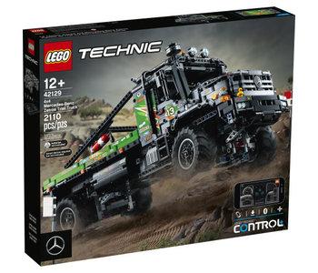Lego Technic Mercedes Zetros Trial Truck
