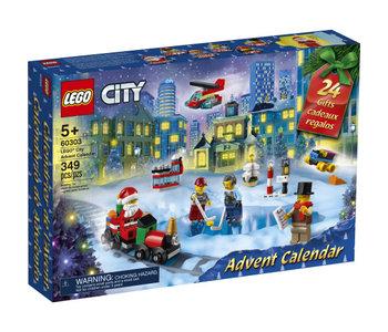 Lego Advent Calendar City 2021