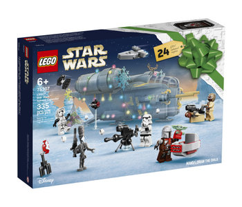 Lego Advent Calendar Star Wars 2021
