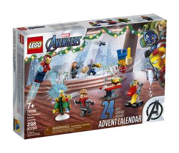 Lego Advent Calendar Super Heros 2021