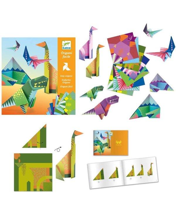 Djeco Origami Dinosaurs