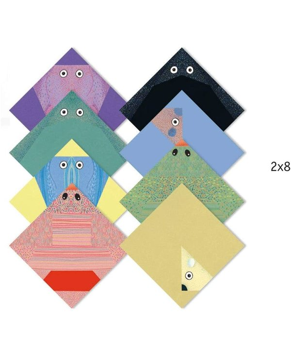 Djeco Origami Level 1 Polar  Animals