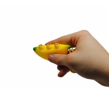Squeeziii Banana Fidget Toy