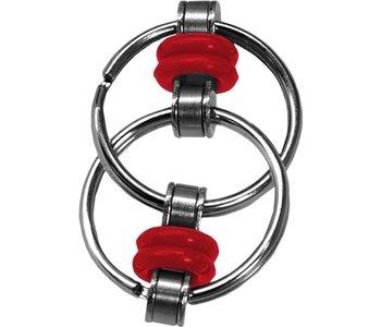 Flippiii Chain Fidget Toy Red