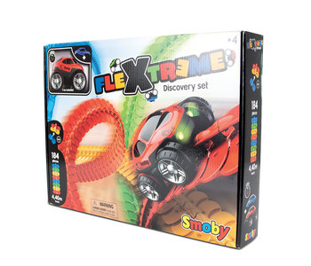 Flextreme Discovery Set Car and Track