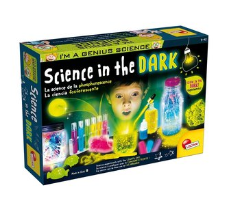 I'm a Genius Science in the Dark
